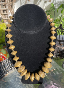 Patricia Collection Chunky Paper Bead Necklace
