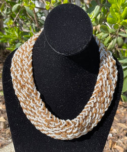 Kenya Couture Collection - The Leila Necklace