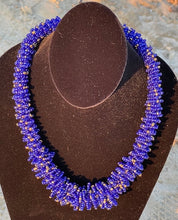 Load image into Gallery viewer, The Rael Handmade Loop Seed Bead Necklace