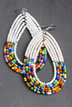 Load image into Gallery viewer, Earrings Tribal Style Handmade