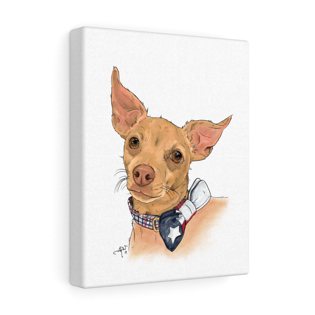 Tugger Canvas Gallery Wrap