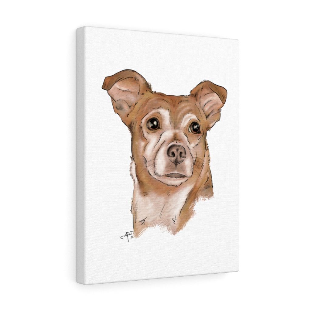 Buddy Canvas Gallery Wrap