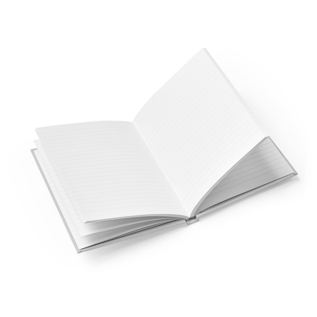 Hardcover Notebook - Ruled Line (add on)