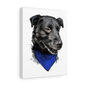 Bear Canvas Gallery Wrap