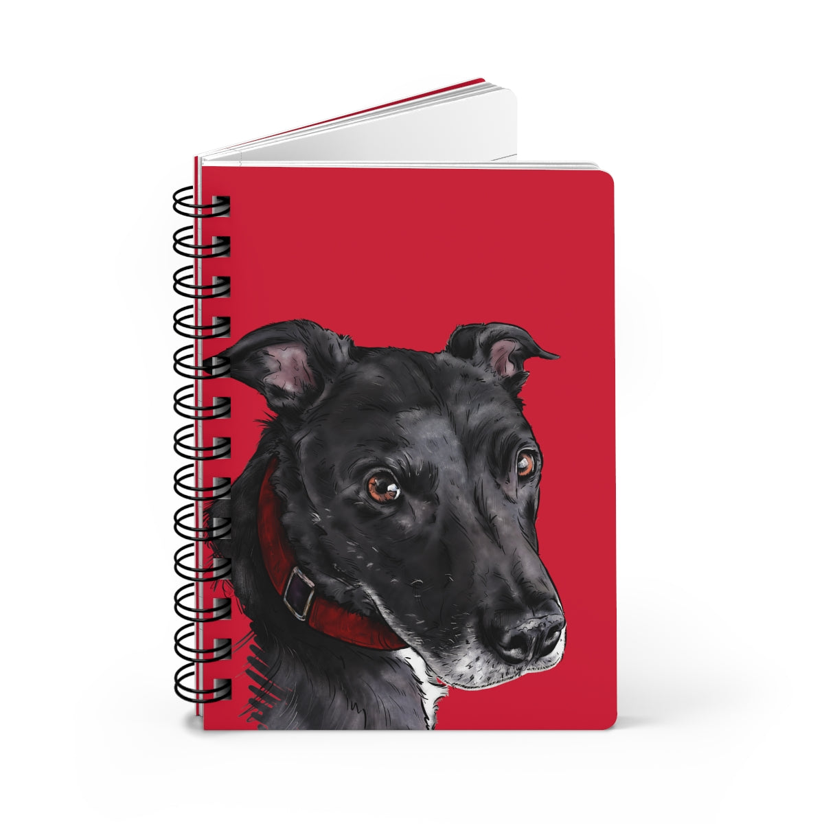 Spiral bound Notebook - Ruled Line (add on)