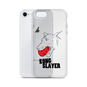 Doberman Kong Slayer iPhone Case