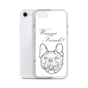 Wanna French iPhone Case