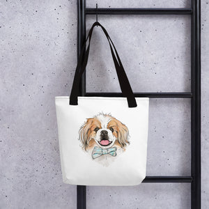 Morti Tote bag