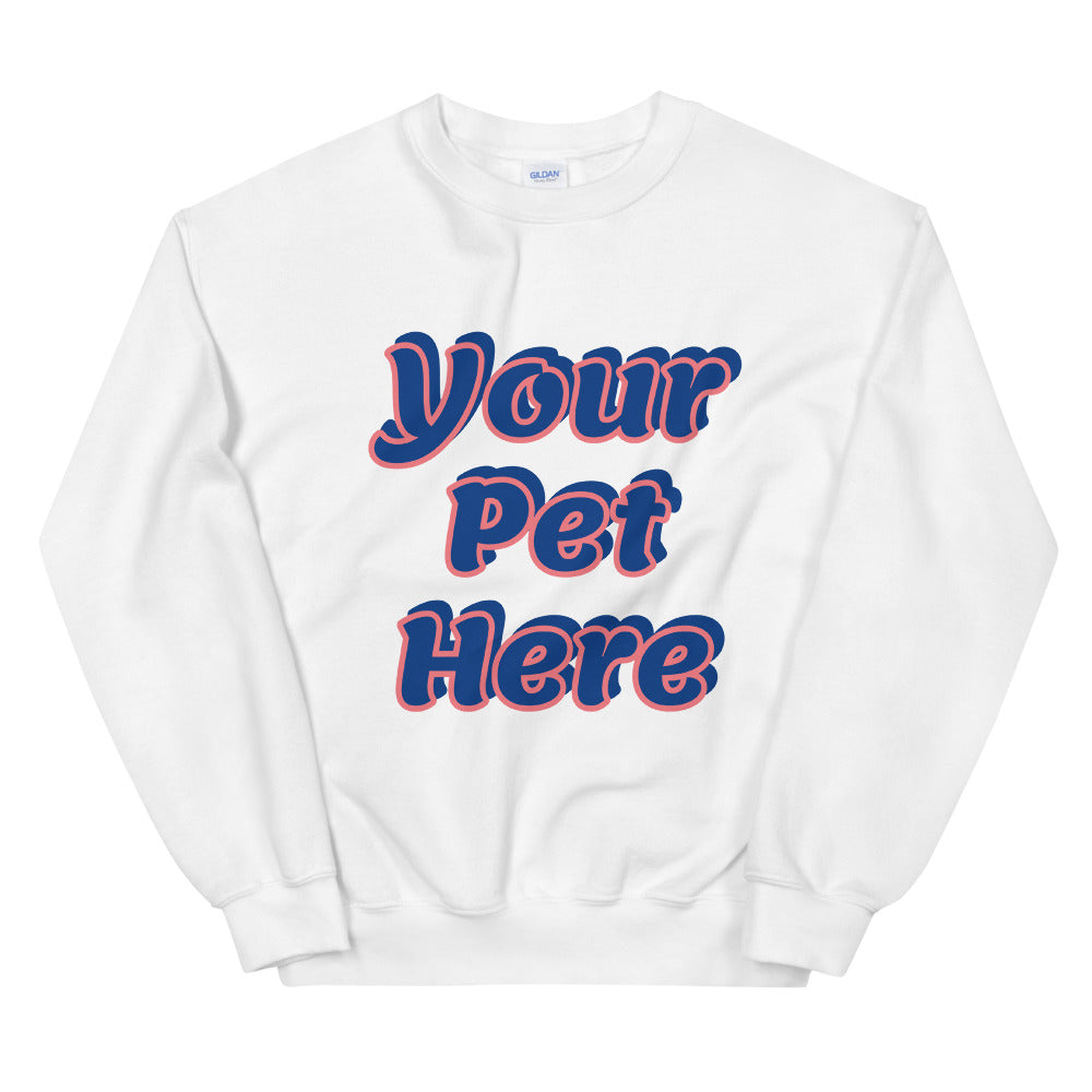 Unisex Sweatshirt (add on)