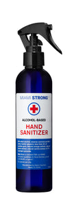 MIAMI STRONG™ Hand Sanitizer 8 oz Spray