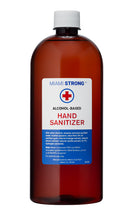 Load image into Gallery viewer, MIAMI STRONG™ Hand Sanitizer 8 oz/32 oz refill