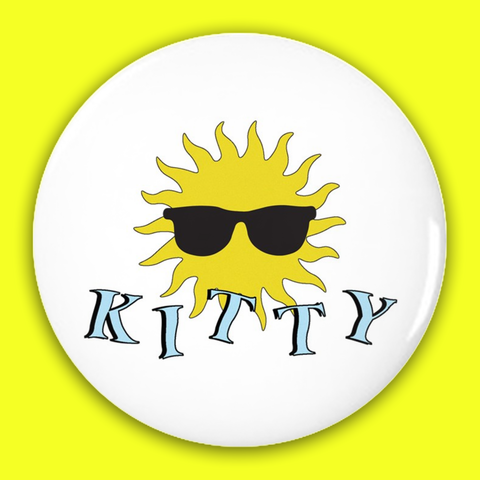 Kitty - Sunshine Pins