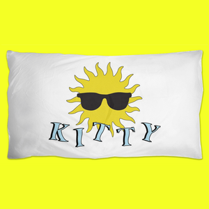 Kitty - Sunshine Pillow Sham