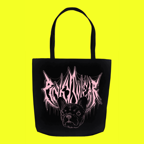 Pinky Swear - Metal Frank Tote Bag