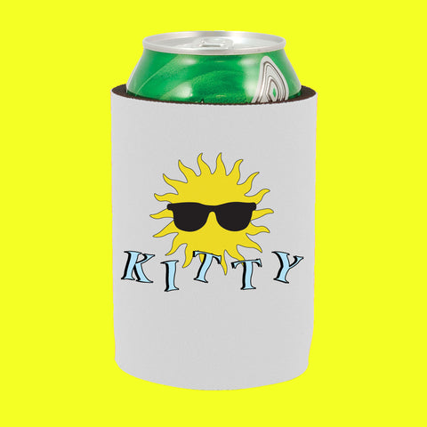 Kitty - Sunshine Koozie