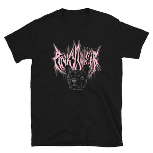 Pinky Swear - Metal Frank T-Shirt (Black)
