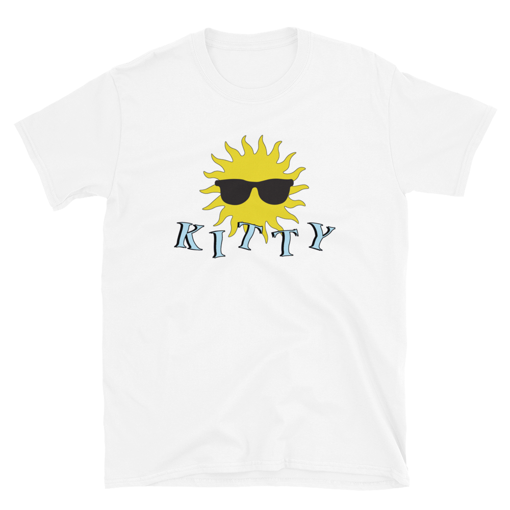 Kitty - Sunshine T-Shirt (White)