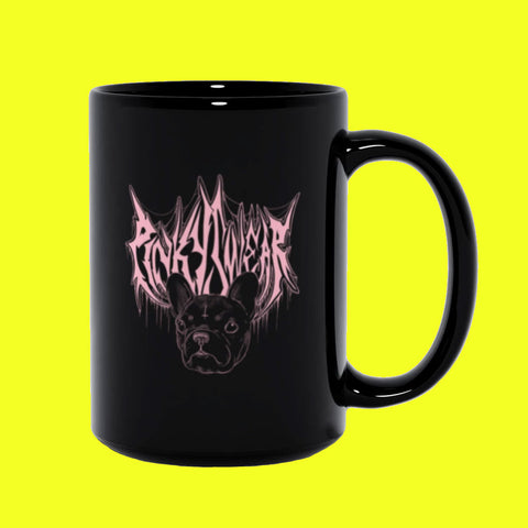 Pinky Swear - Metal Frank Coffee Mug