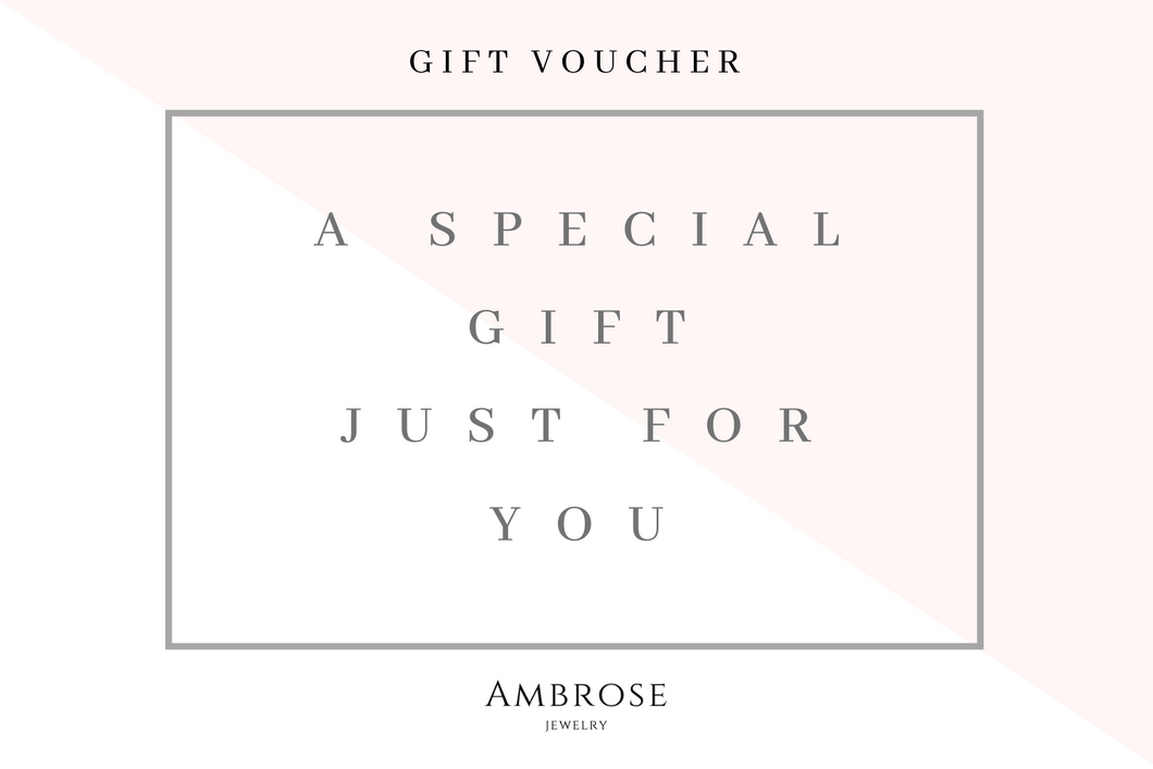 Ambrose Jewelry Gift Voucher