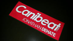 Canibeat JONATHAN DEHATE Car Decal Multi-layered Sticker