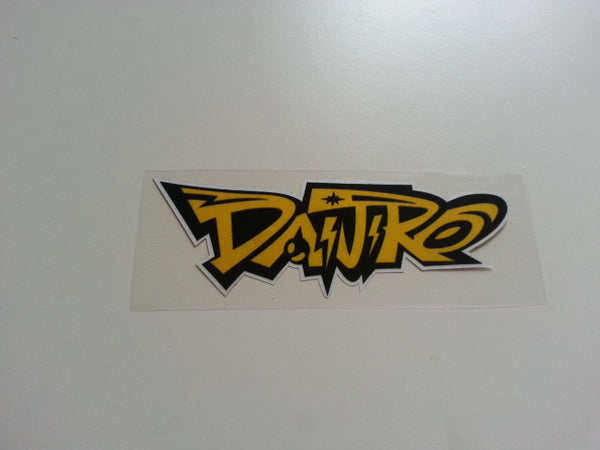 Daijiro Kato 74 Motorcycle MotoGP Reflective Decal Sticker