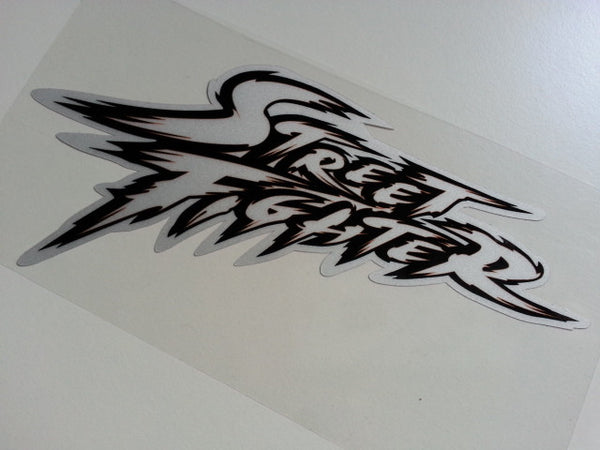STREET FIGHTER JDM Car Reflective Sticker