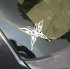 Butterfly Totem Car Decal Reflective Sticker