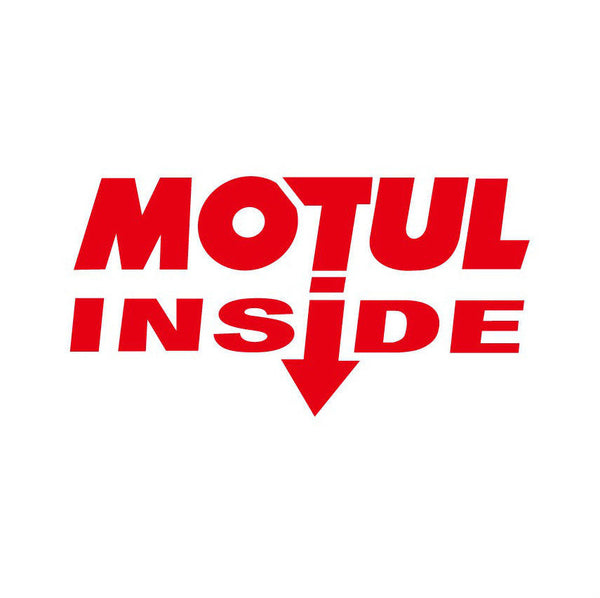MOTUL INSIDE Oil HSV JDM STI FPV GTI Euro Dub Car Decal sticker