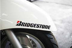 Bridgestone Tyres Motorcycle/Car Decal Sticker