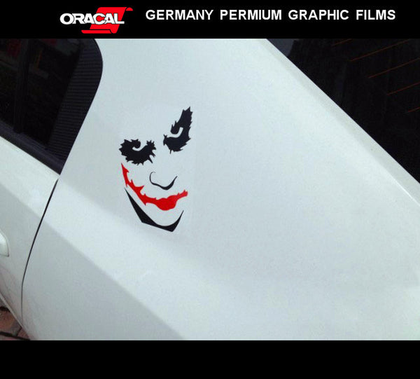 The Joker Batman The Dark Knight Car Decal vinyl Sticker