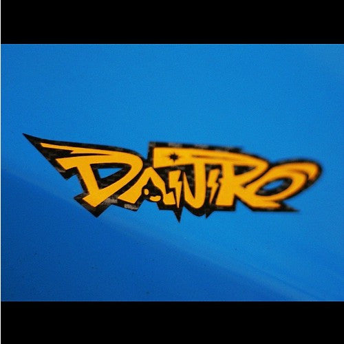 Daijiro Kato Motorcycle Decal Multi-layered Sticker