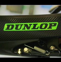 DUNLOP Tyres Tires Car Motorcycle Decal Sticker