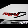 FORMULA DRIFT D For Drift JDM Car Decal Multi-layered Sticker