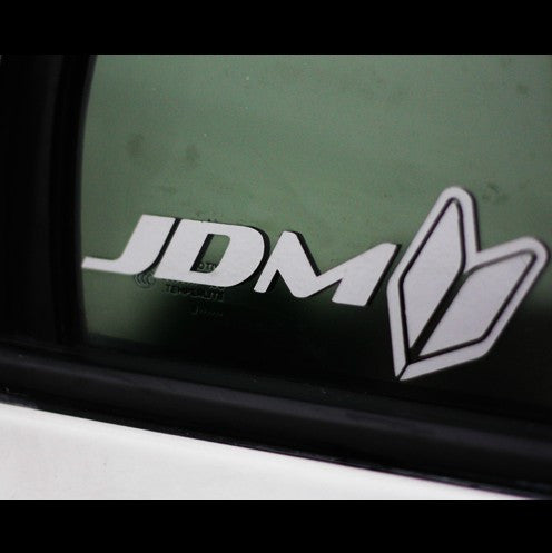 JDM LOGO Car Decal sticker