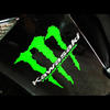 Kawasaki TEAM RACING Motorcycle Decal sticker