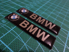 2 Pics BMW Badge