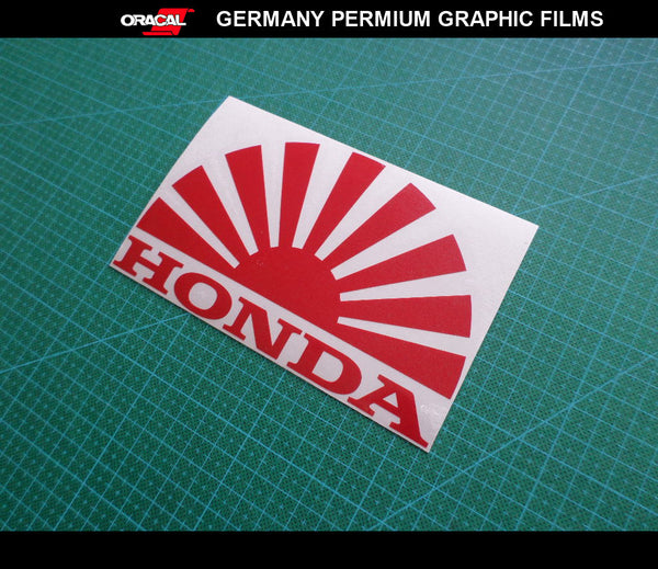 JDM LOGO HONDA civic ek eg eg5 dc2 dc5 s2000 type R integra Decal vinyl Sticker#