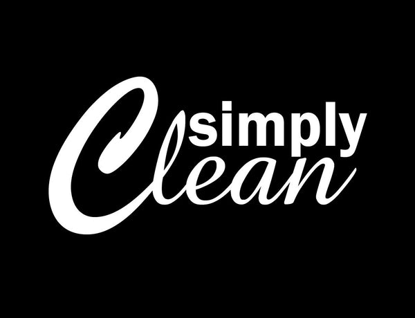 simply Clean JDM Euro Dub Car Decal sticker
