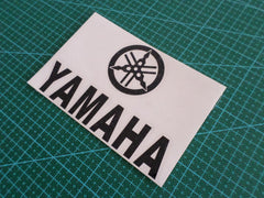 YAMAHA Motorcycle Front Decal / fuel tank decal vinyl sticker