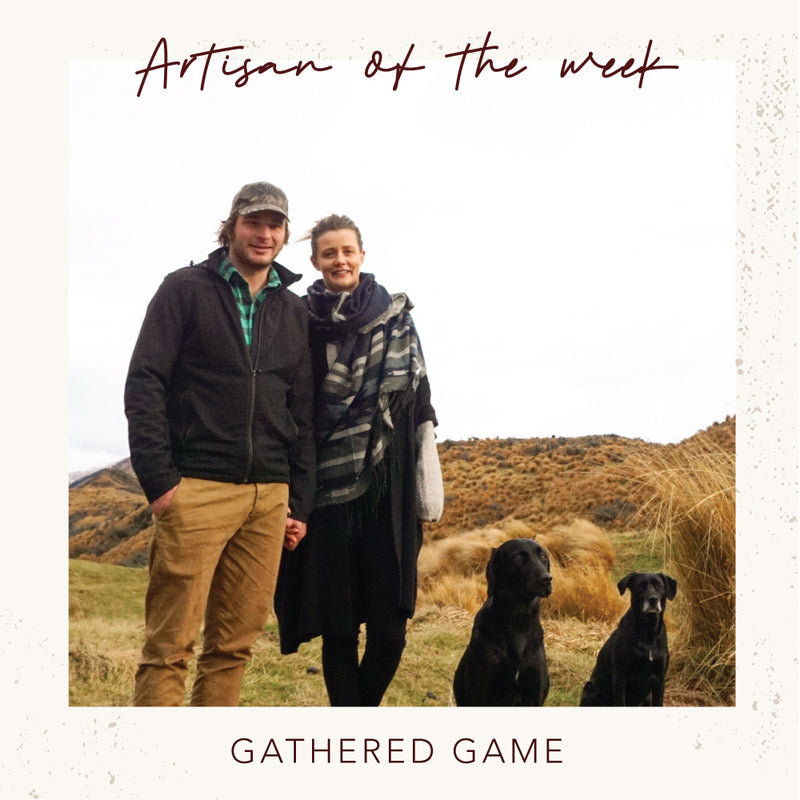 Artisan of the week // Gathered Game