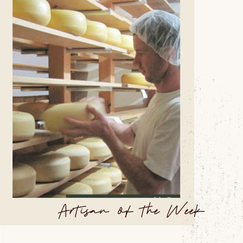 Artisan of the week // Mahoe Farmhouse cheese