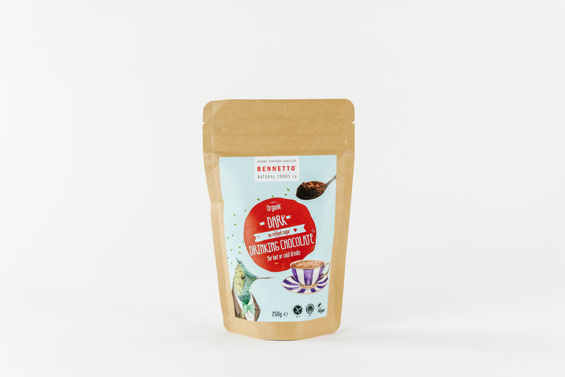 Bennetto Dark Chocolate Hot Chocolate Powder