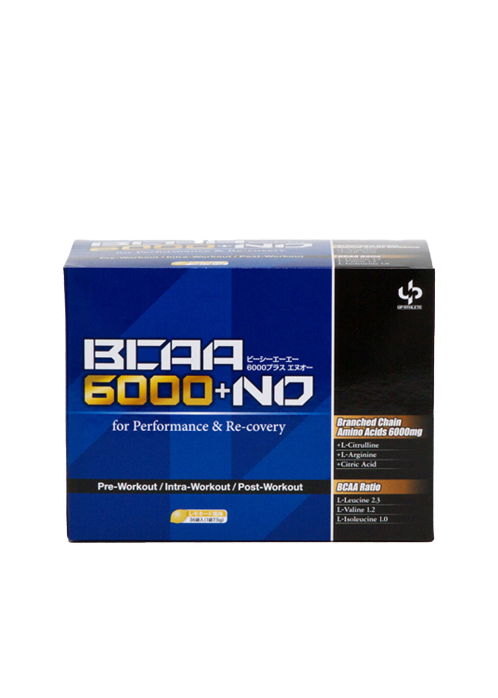 BCAA6000+NO for Performance & Recovery