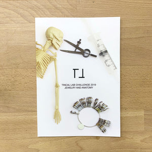 Jewelry and Anatomy catalog