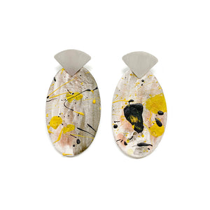 Figurae Collection earrings + drawing 10