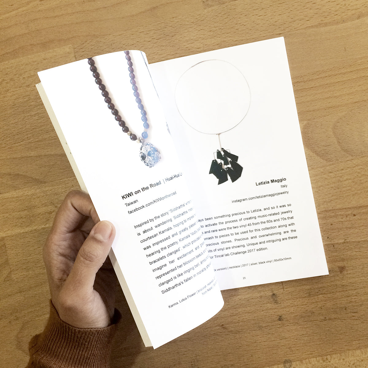 Jewelry and Music catalog
