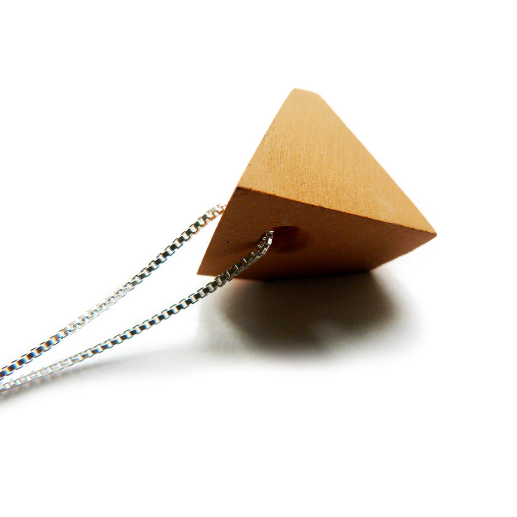 Microarchitecture P07 necklace