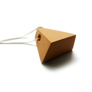 Microarchitecture P11 necklace