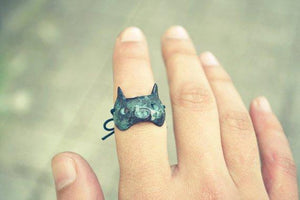 The Pig Mask ring
