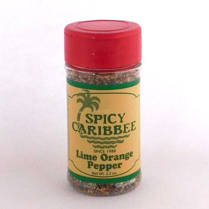 Lime Orange Pepper